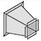 Применение: Изготовление прямоугольных переходников