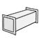 Применение: Изготовление прямоугольных воздуховодов